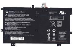 Купить Оригинальная аккумуляторная батарея для планшета HP MY02XL SlateBook x2 7.4V Black 2860mAh 21Wh